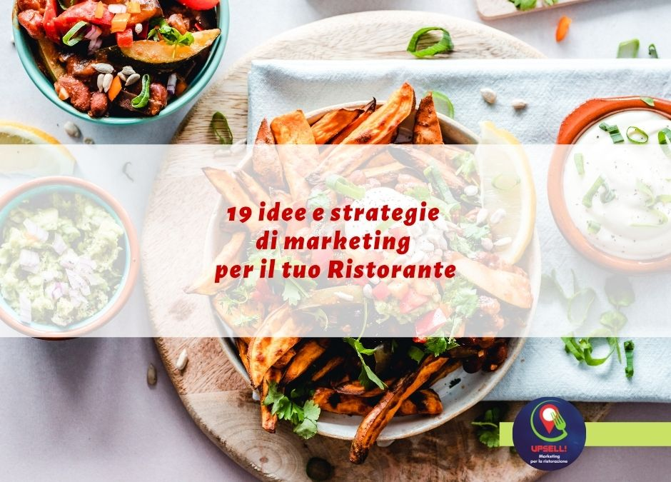 strategie marketing ristoranti